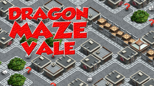 Dragon Maze Valley by Top Best Fun Cool Games
