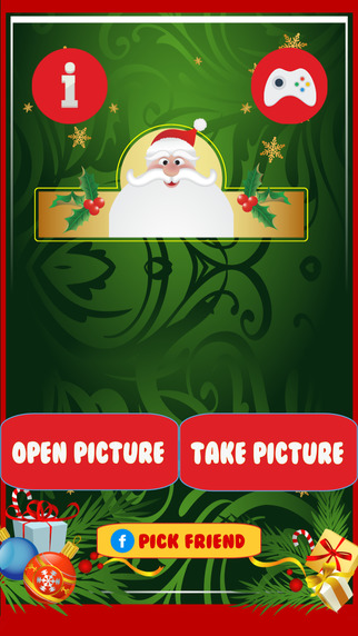 Xmas Deco: Enhance Your Pictures With Christmas Stickers And Accessories