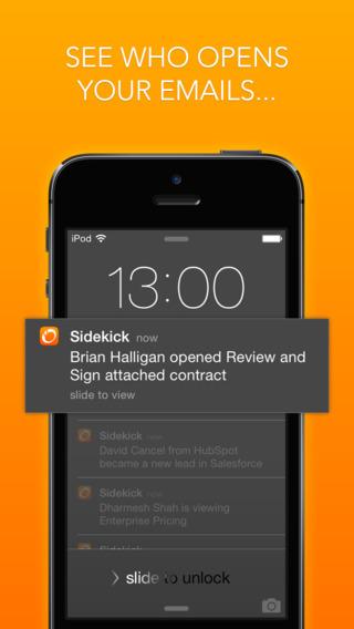 Sidekick By HubSpot