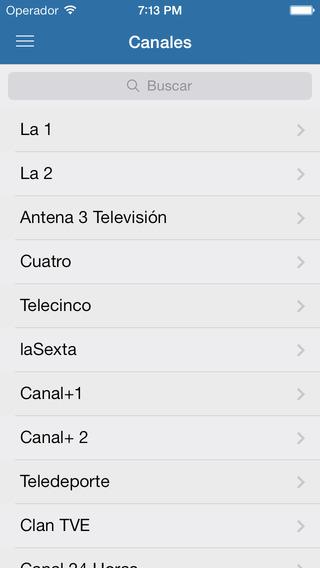 Televisión de España Gratis