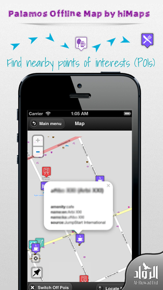 Palamos Offline Map by hiMaps