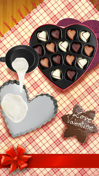Valentine's Day - Chocolate Gift Maker