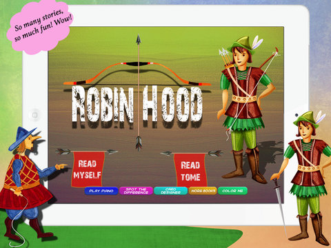 Robin Hood for Children by Story Time for Kids