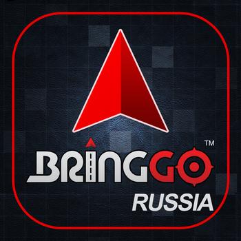 BringGo Russia LOGO-APP點子