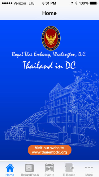 Thailand in DC