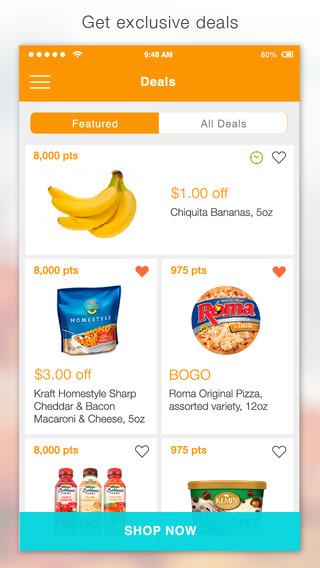 【免費生產應用App】Fetch Rewards-APP點子