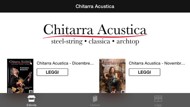 Chitarra Acustica FingerPicking