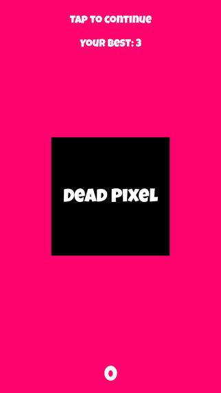 Dead Pixel – Match Colors Using Gyroscope