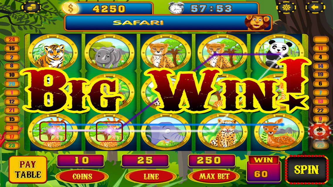 Play Fortunate 5 Online Slots at Casino.com Canada