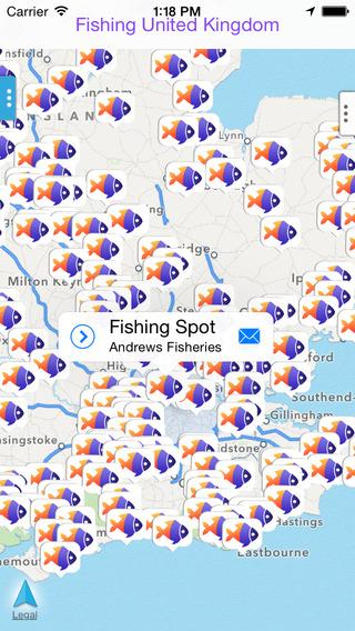Fishing United Kingdom