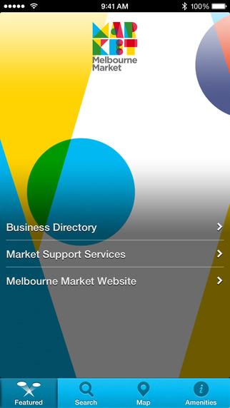 Melbourne Market Navigator