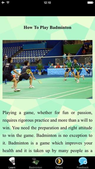 How To Play Badminton - Backyard Classic
