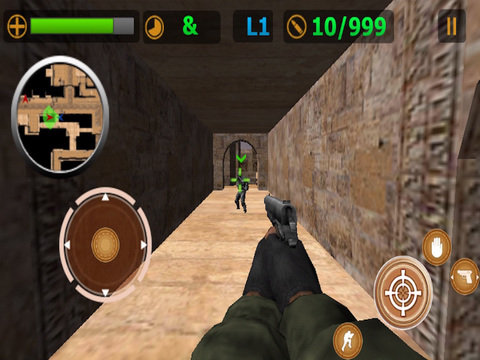 Critical Strike Sniper:Real 3D counter terrorist strike shoot game Screenshots