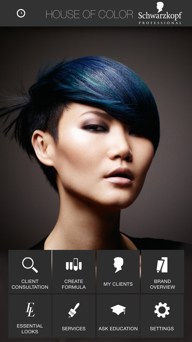House Of Color By Schwarzkopf Professional Ios