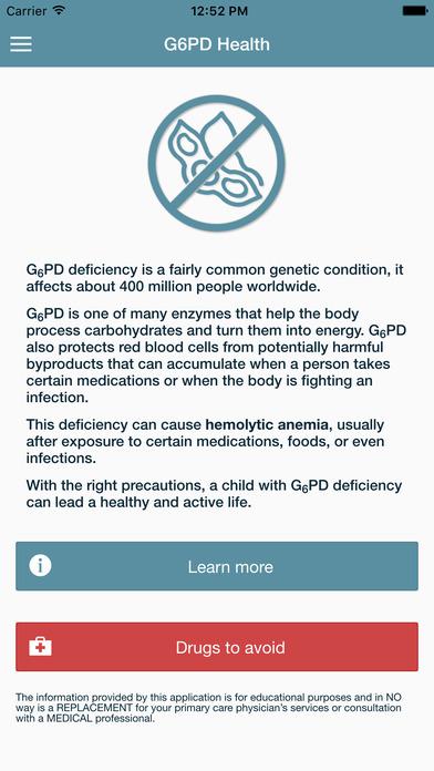 g6pd deficiency drug list pdf