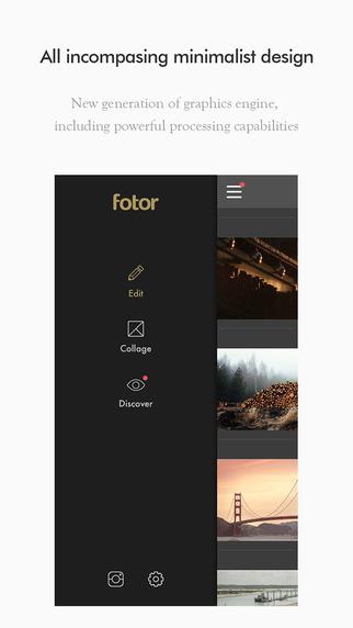 Fotor for Messenger