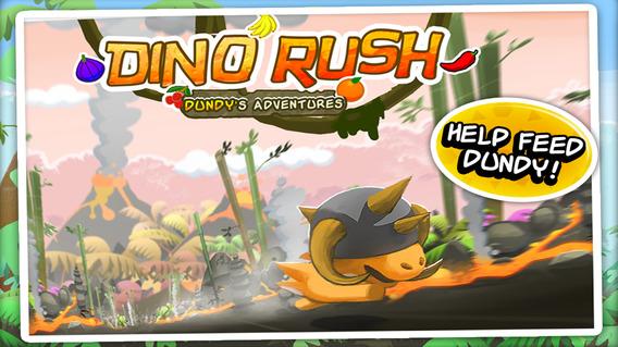 恐龙冲冲冲:Dino Rush【可爱跑酷】