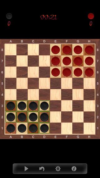 Corner Checkers Free