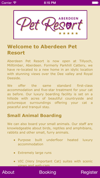 Aberdeen Pet Resort