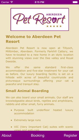 Aberdeen Pet Resort