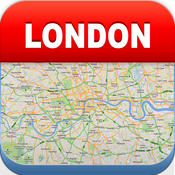 伦敦离线地图 – 城市 地铁 机场 [iOS]