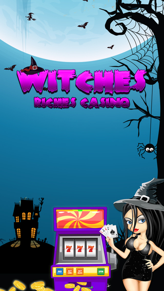 Witch's Riches Casino
