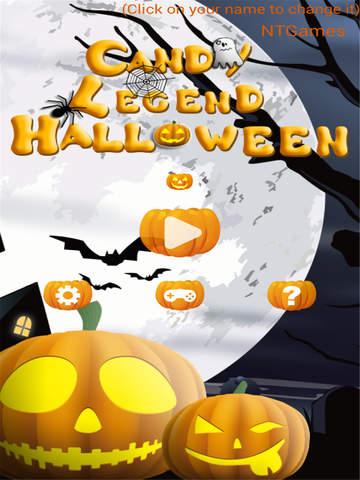 Candy Halloween HD