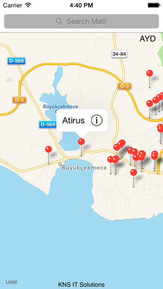 Screenshots for SHOPPING CENTER TURKEY - AYD