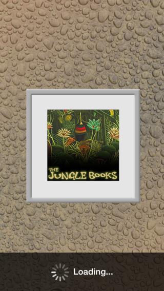 The Jungle Book Audiobook iPhone Screenshot 1