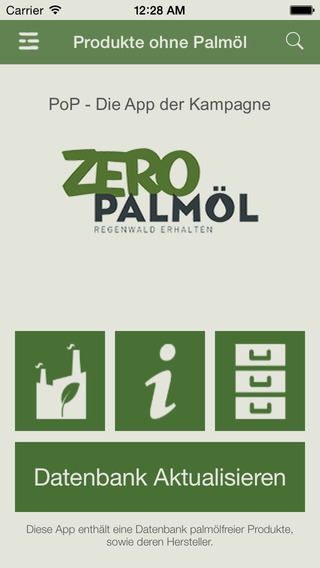 PoP - Produkte ohne Palmöl