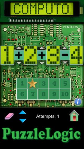 PuzzleLogic iPhone Screenshot 4