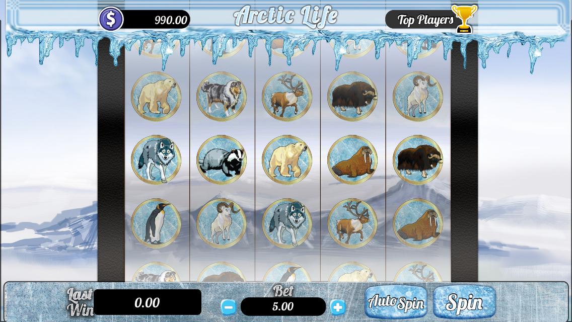App Shopper Aaa All Star Arctic Life Slots 777 Jackpot