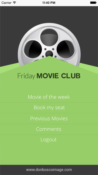 Friday Movie Club