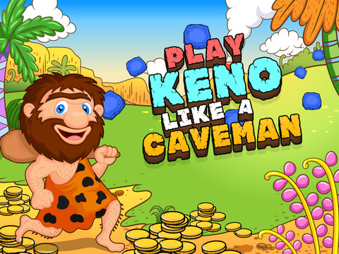 Free caveman keno no download