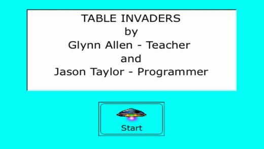 TableInvaders
