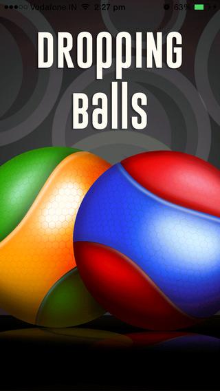 Dropping Balls - Insanely Addictive