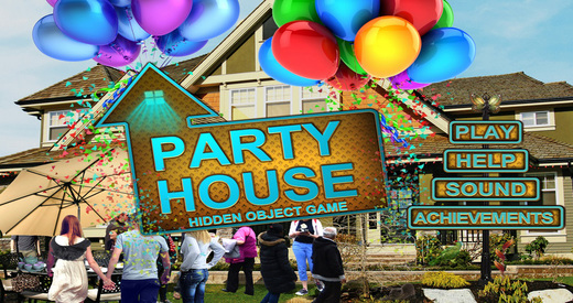 Party House - Free Hidden Object Games