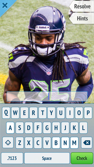 Word Pic Quiz Pro Football Stumper- Name the Most Famous Pigskin Players in the Game