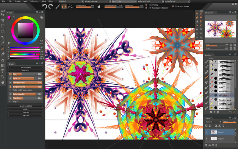 Paintstorm Studio for Mac 2.21 破解版 – 数字油画创建工具-麦氪派(WaitsUn.com | 爱情守望者)