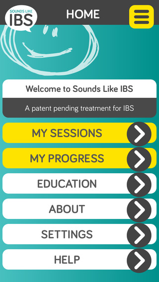 SoundsLikeIBS - the patent pending treatment for Irritable Bowel Syndrome IBS