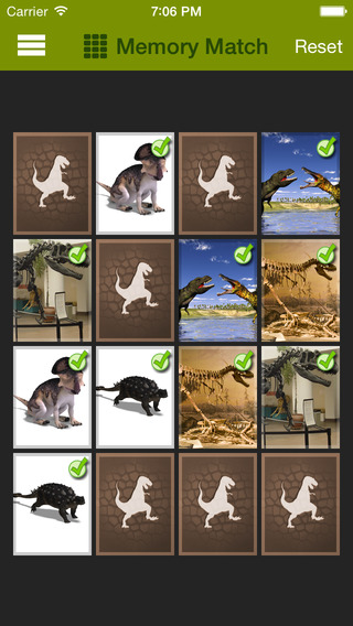 Britannica Kids: Dinosaurs iPhone Screenshot 3