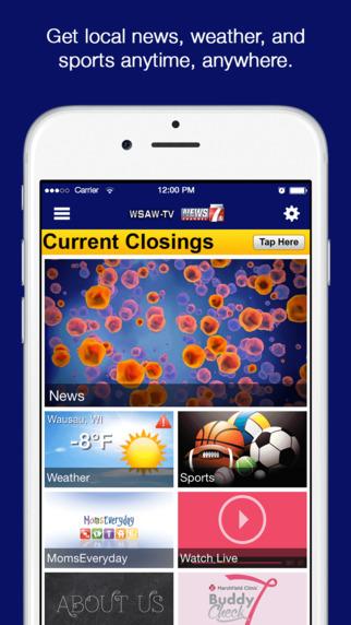 【免費新聞App】WSAW News-APP點子