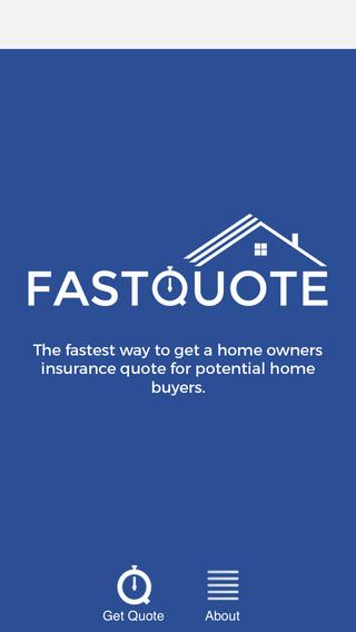 Fast Quote App