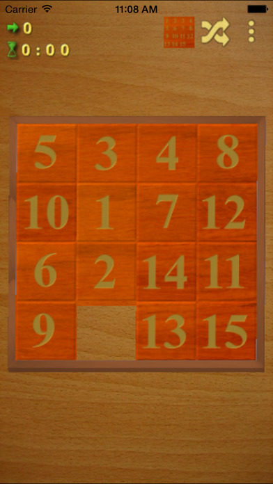 Steel Fifteen iPhone Screenshot 3