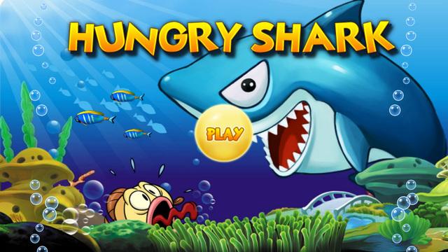 Shark Hungry Fishing: Big Fish Eat Small Fish
