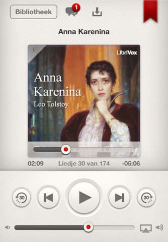 Audiobooks HQ screenshot 2