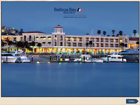 Balboa Bay Resort iBrochure