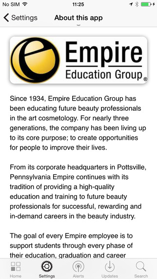Empire Beauty School Mobile Student App on the App Store