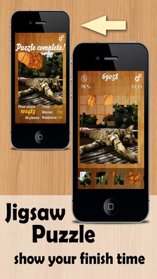 Amazing Jigsaw Game Epic