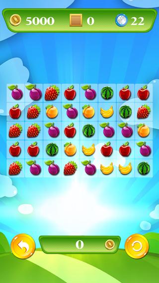 Fruit Crush Match 3
